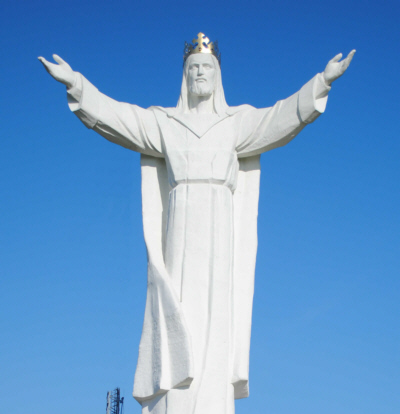 Jezus Chrystus moim Panem jest! Jezus Chrystus moim Królem jest!