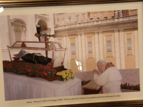 święta Rita Z Cascia Patronka Spraw Beznadziejnych I Po Ludzku
