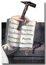 Ks. Adam S. z Rzymu – Koronka 10 cnót Matki Bożej (decymka) w ...
