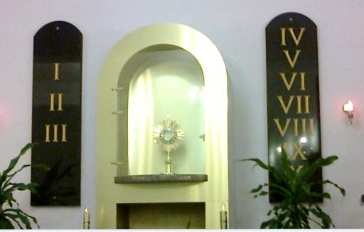 Całonocna Adoracja Najświętszego Sakramentu