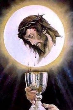 Krew Jezusa Chrystusa