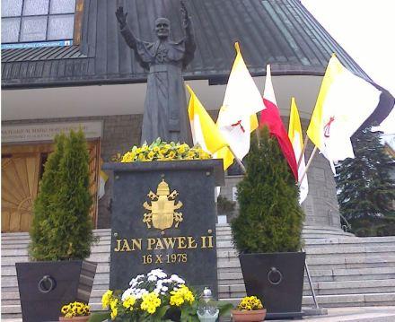pomnik Zakopane Krzeptówki