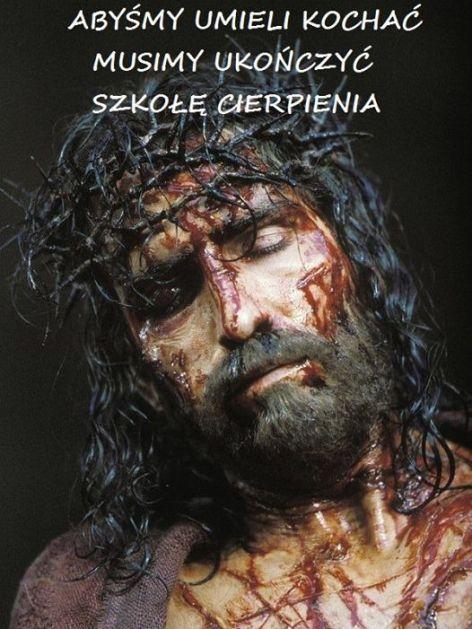 Jezus - szkoła cierpienia
