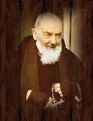 O. Pio i różaniec