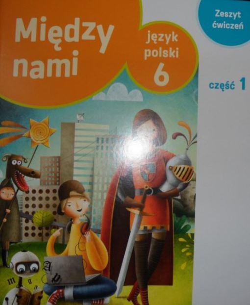 ksiażka kl. VI