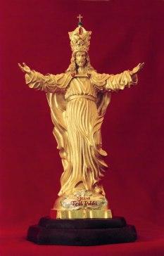 Chrystus Król fugurka