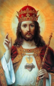Chrystus Król Wszechświata