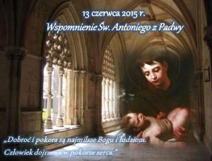 2) św. Antoni