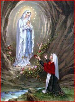 św. Bernadetta