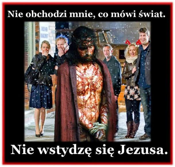 Jezus - nie zaprę się Go