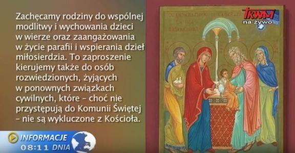 tv trwam synod