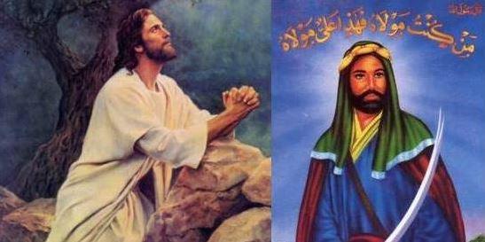 Jezus a Mahomet