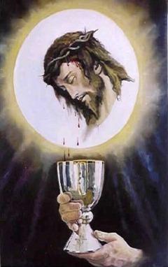 krew Jezusa