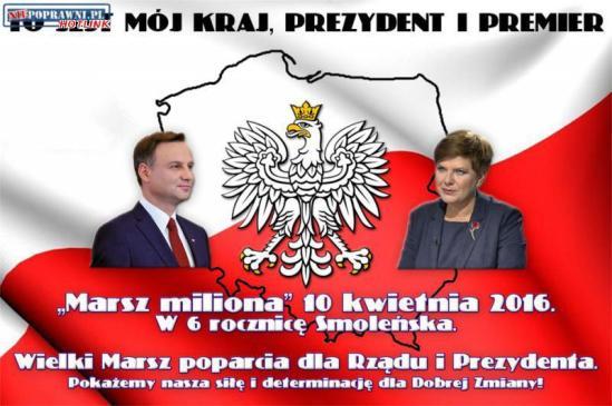 MARSZ MILIONA
