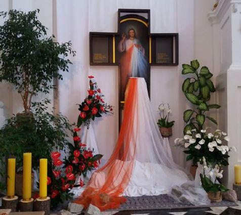 Mój Jezus w Bazylice