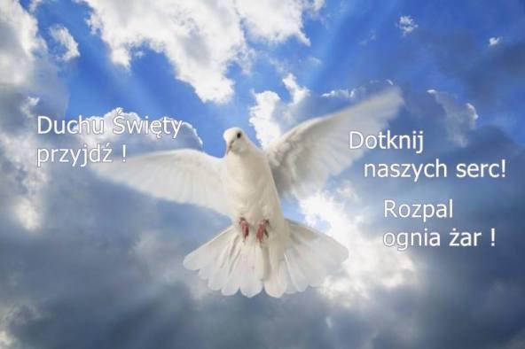 Duchu Św. przyjdź