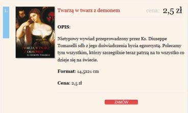 ewa ksiązka wywiad z demonem
