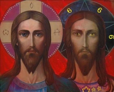 Jezus i Antychryst