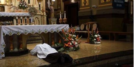 Modlitwa uniżenia